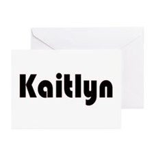 Kaitlyn Greeting Cards (Pk of 10)