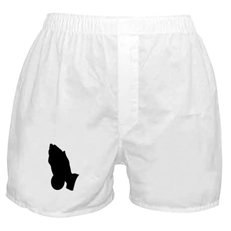 Praying Hands Boxer Shorts