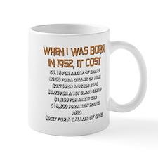 Price Check 1952 Mug