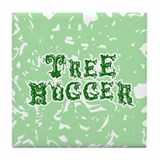 Tree Hugger (Branches) Tile Coaster