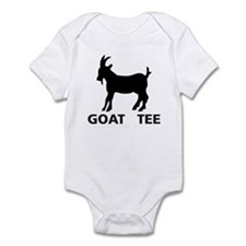 Goat Tee Infant Bodysuit