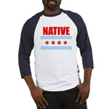 Chicago Native Baseball Jersey