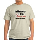 InMemoryFIL Lung Cancer T-Shirt