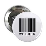 "Welder Barcode 2.25"" Button (10 pack)"