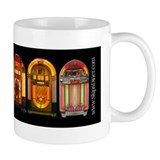 1940s Wurlitzer Greats Mug