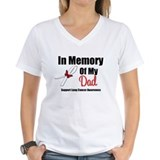 InMemoryDad Lung Cancer Shirt