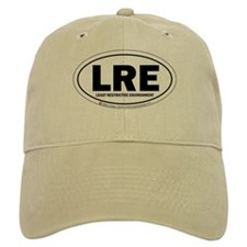 Official Destination LRE (TM) Baseball Cap Khaki or White