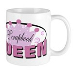 Srapbook Queen Mug