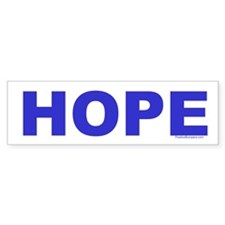 Hope (blue caps)