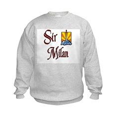 Sir Milan Kids Sweatshirt