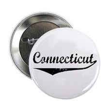 "Connecticut 2.25"" Button (100 pack)"