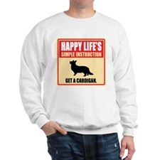 Cardigan Welsh Corgi Sweatshirt