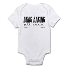 """Pit Crew"" Infant Bodysuit"