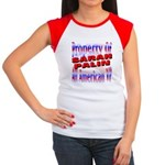 Sarah Women's Cap Sleeve T-Shirt