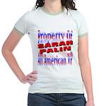 Sarah Jr. Ringer T-Shirt