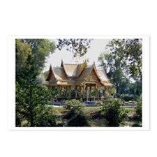 Thai Pavilion Postcards (Package of 8)