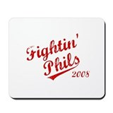 Fightin' Phils 2008 Mousepad