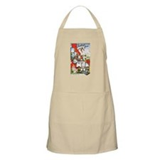 Idaho Greetings BBQ Apron