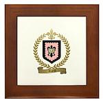 RUEST Family Crest Framed Tile