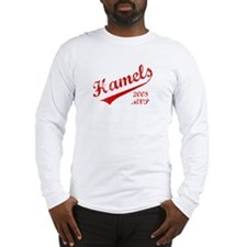 Hamels 2008 MVP Long Sleeve T-Shirt