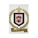 RUEST Family Crest Rectangle Magnet (100 pack)