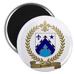 SAINDON Family Crest Magnet