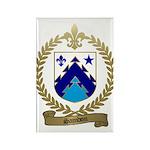SAINDON Family Crest Rectangle Magnet (100 pack)