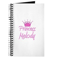 Princess Melody Journal