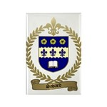 SAVARD Family Crest Rectangle Magnet