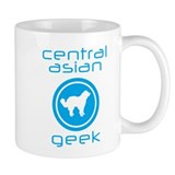 Central Asian Shepherd Coffee Mug