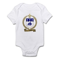SAVOY Family Crest Infant Creeper