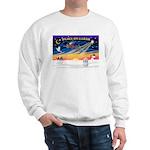 XmasSunrise/Coton #1 Sweatshirt