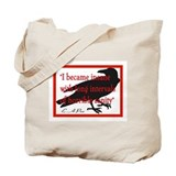 POE QUOTE 2 Tote Bag