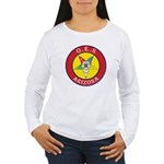 Arizona Order of the Eastern Star Women's Long Sle