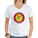 Arizona Order of the Eastern Star Women's V-Neck T