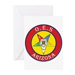 Arizona Order of the Eastern Star Greeting Cards (