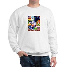 One World One Game Sweatshirt
