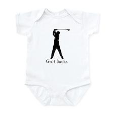 Golf Sucks Infant Bodysuit