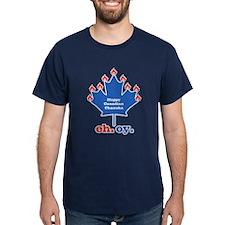 Canadian Chanuka T-Shirt
