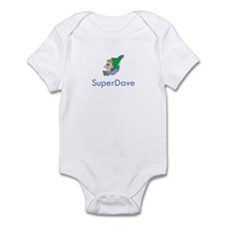 SuperDave Infant Bodysuit