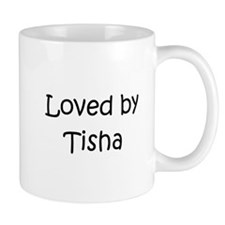 Unique Tisha Mug