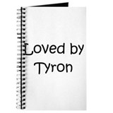 Cute Tyrone Journal