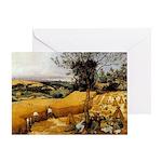 Harvesters Greeting Card