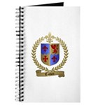 TAILLON Family Crest Journal