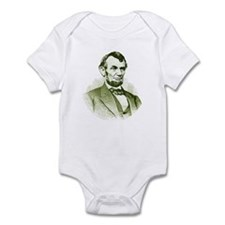 Abe Lincoln Infant Bodysuit