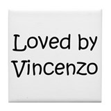 Cute Vincenzo Tile Coaster