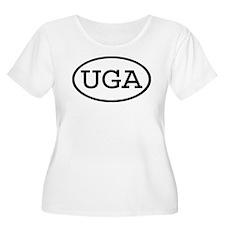UGA Oval T-Shirt