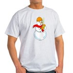 Snowman Chemist Light T-Shirt