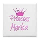Princess Marisa Tile Coaster
