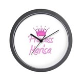 Princess Marisa Wall Clock
